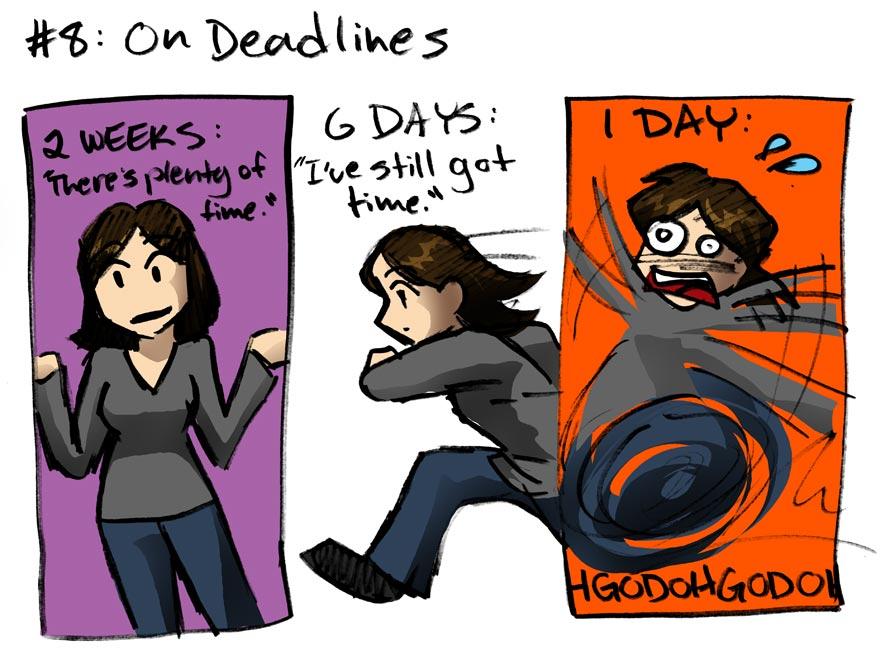 #8: Procrastination