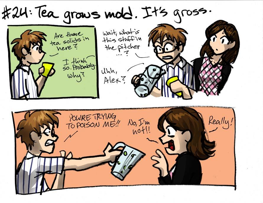 #24: Tea