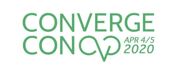 ConvergeCon April 4/5, 2020