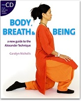 Body, Breath & Being by Carolyn Nicholls