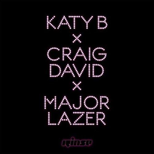 Katy B x Craig David x Major Lazer - Who Am I