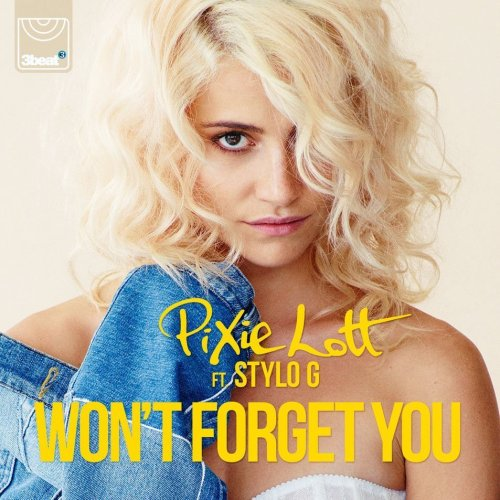 Pixie Lott - Won't Forget You ft. Stylo G