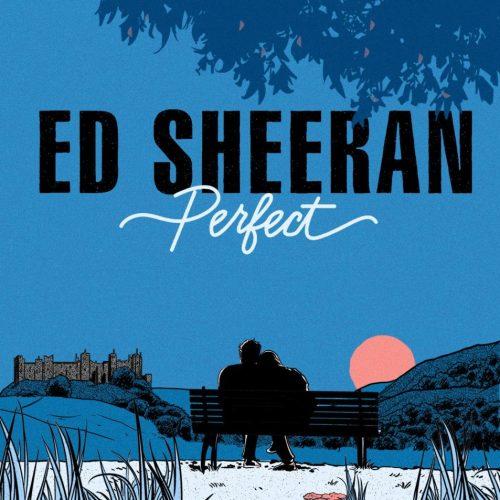 Ed Sheeran - Perfect (Single Cover)