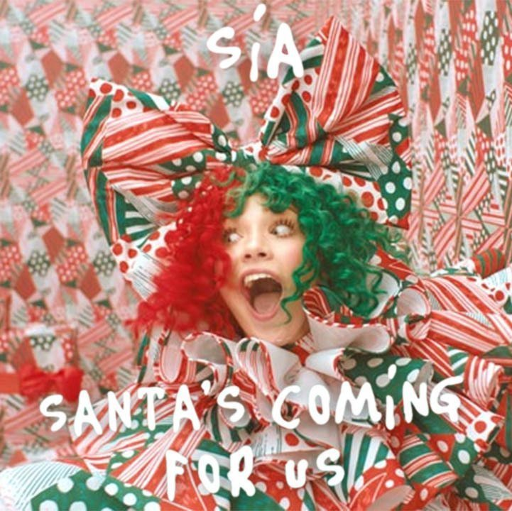 Sia - Santa Is Coming For Us