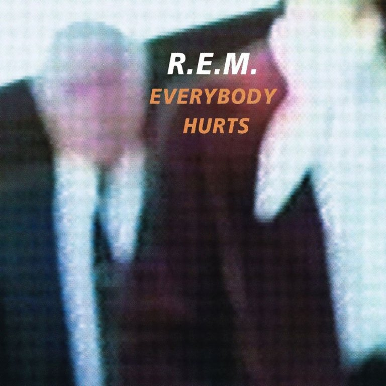 R.E.M - Everybody Hurts (CD Single)