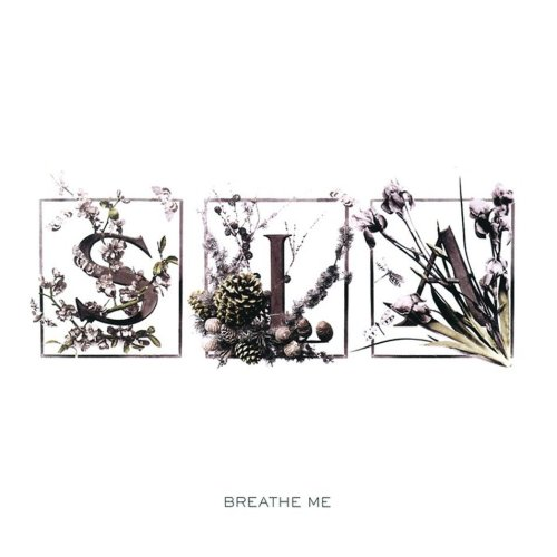 Sia Breathe Me (CD Single) Frontal