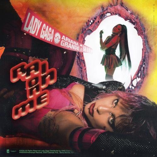 Lady Gaga & Ariana Grande - Rain On Me