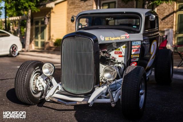 Alex Ventura: The Woodlands Car Club's Cars and Coffee for a Cause April &emdash; IMG_7714