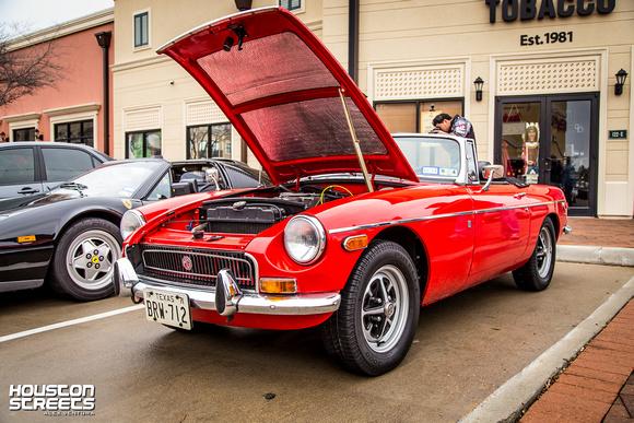 Advent Works: Houston Coffee & Cars March 2014 &emdash;