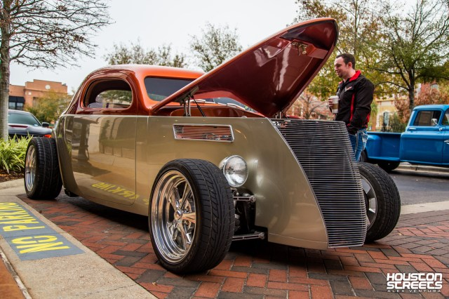 Alex Ventura: The Woodlands Car Club's Cars and Coffee for a Cause January &emdash; IMG_1082