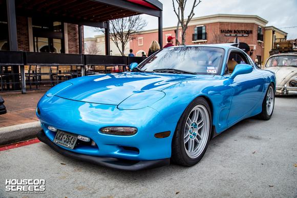 Advent Works: Houston Coffee & Cars February 2014 &emdash;