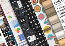 471 Recursos Premium de Diseño Gratis