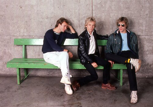 The Police Reunited