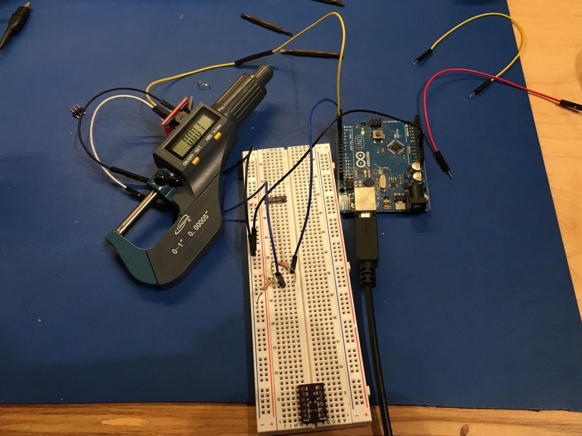 Arduino Uno Circuit Diagram Arduino And Igaging Scales
