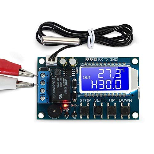 Product image of the temperature controller from amazon