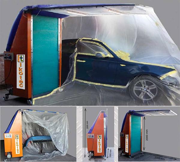 materiel de garage equipement et