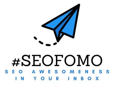 #SEOFOMO Logo
