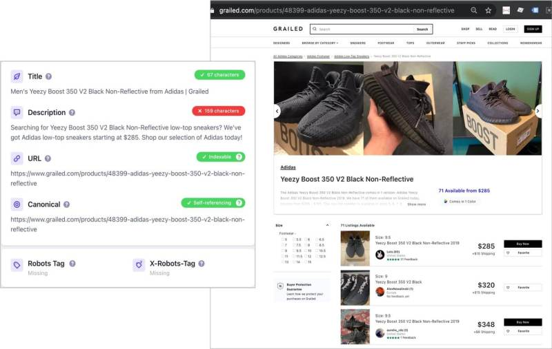 Aggregated Products Pages