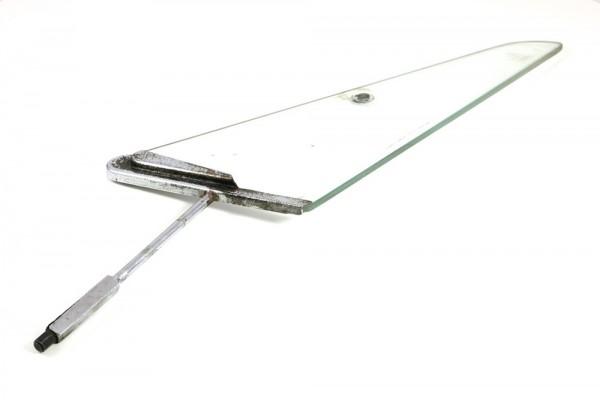 Ausstellfenster mit Rahmen Klarglas links GEBRAUCHT