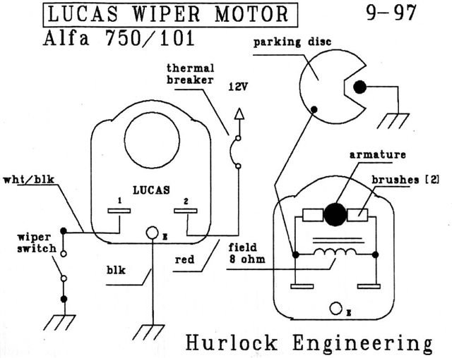 1965 Triumph Wiring Diagram