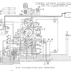 Alfa Romeo Wiring Diagram Cooper 3 Way Light Switch Gta Schematic Basic House Diagrams