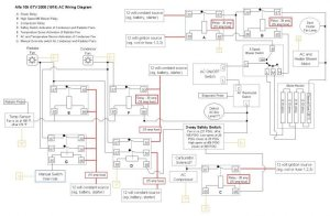 Proposed AC Wiring Diagram for GTV 2000 (1974)  Alfa