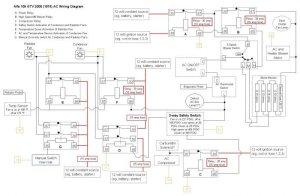 Proposed AC Wiring Diagram for GTV 2000 (1974)  Alfa