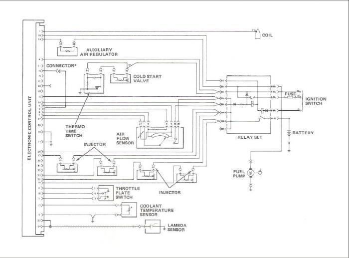 ecu shop wiring diagram