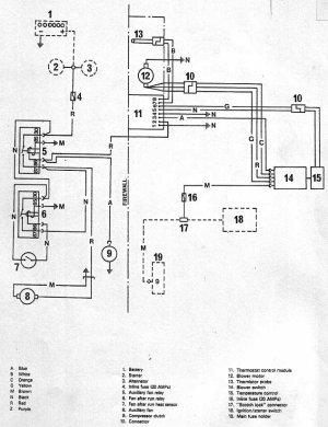 Alfa Romeo Vacuum Diagram | Wiring Diagram