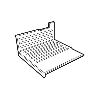 Hobart 875646 Carriage Tray For Hobart 2000 Series Slicers