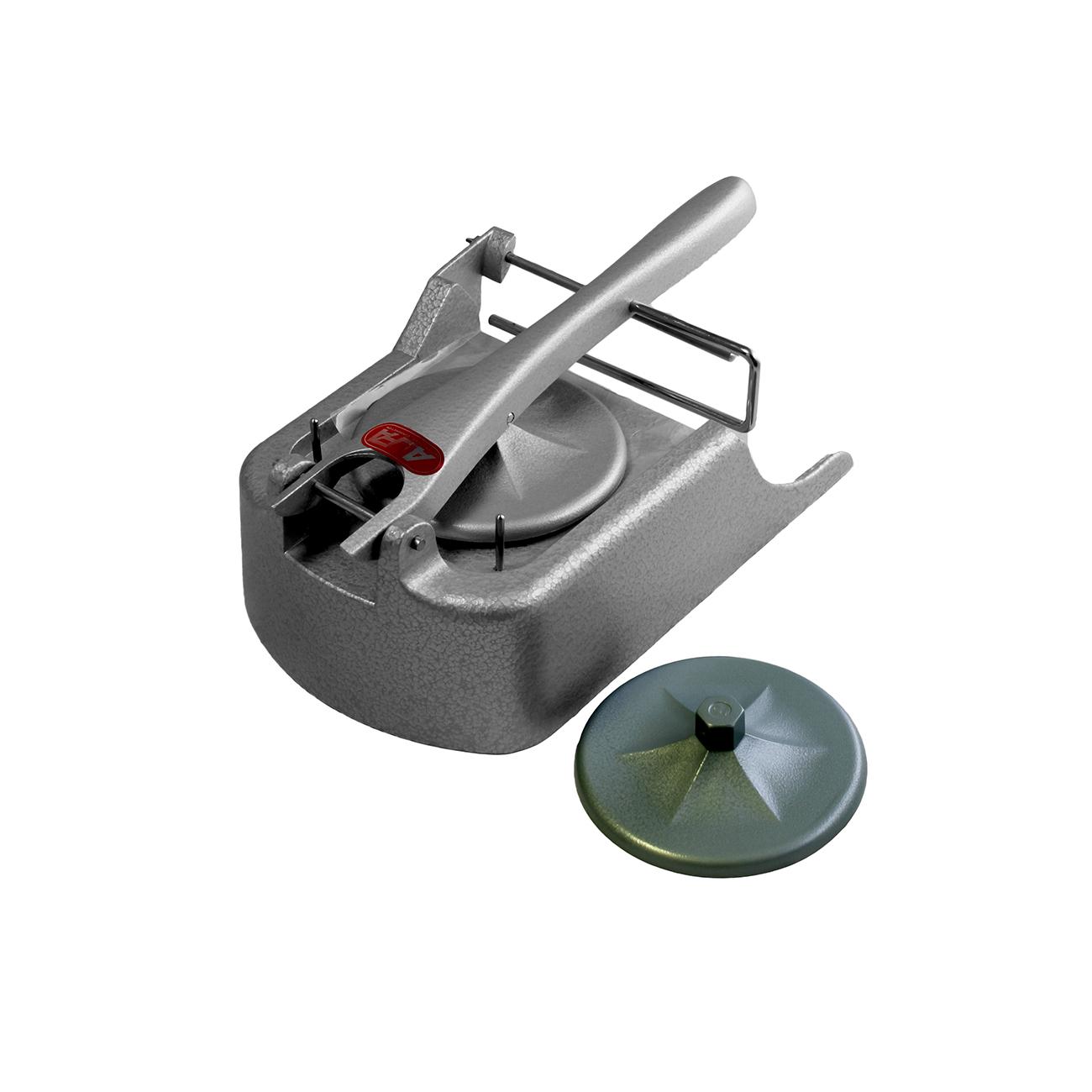 kitchen aid mixer reviews unique wall clocks alfa pm-1, 1/4lb & 1/2lb hamburger patty molding press ...