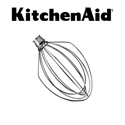 KitchenAid® K5AWW Stainless Steel Whip For 5 Quart Mixer