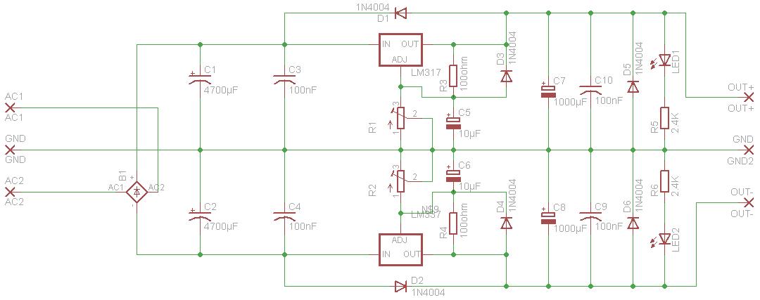 Mc34063 5v 24v Girisli 3v 12v Ciksli Ayarli Konvertor as well Ic 741 Circuit Diagram additionally LM317 additionally Index as well Automatic Coil Winder Pic18f4550 Based Control Unit Schematic. on 12 volt voltage regulator circuit