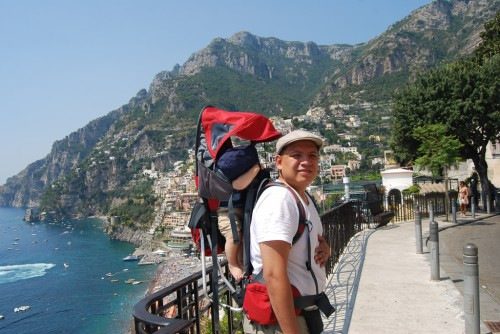 Hanging around Amalfi and Positano