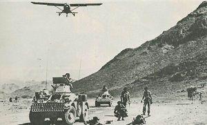صفحة غير منسية من تاريخ حرب ظفار(1962- 1976 )