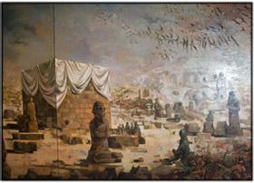 تطور عبادة الرحمن في الجزيرة العربية قبل الإسلام