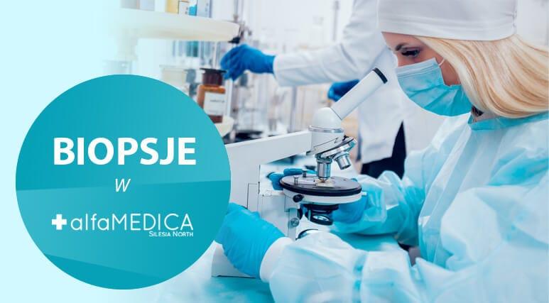 Biopsja Częstochowa
