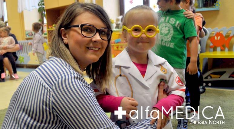 Alfamedica w przedszkolu