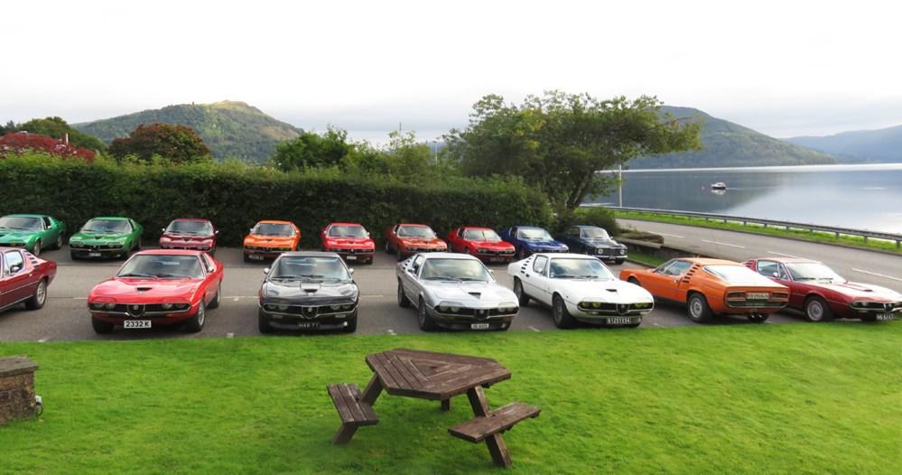 medium resolution of  lochside parking