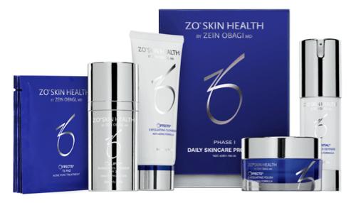 ZO Skin Health hudplejeprodukter hos Alfa Omega Klinikken