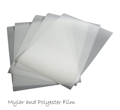 Drafting Polyester Film 3 Mil Double Matte Mylar 11 X 17