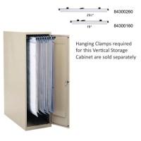 Safco Small Vertical Storage Cabinet 5040,Safco Small