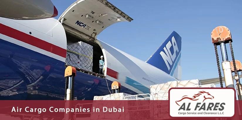 Air Cargo Companies in Dubai