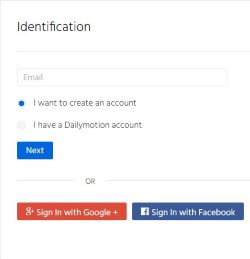 dailymotion-sign-up-screenshot