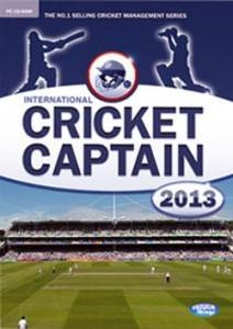 International Cricket Captain 2013 Cover