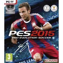 PES 2015 Pro Evolution Soccer logo