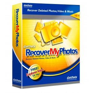 recover my photos