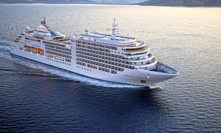 silver cruise