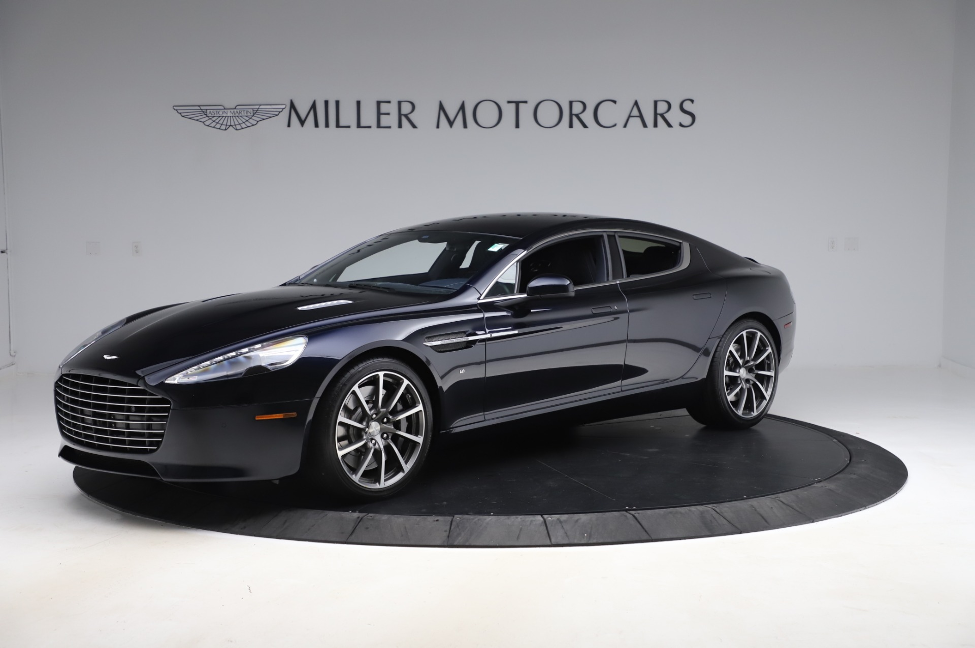 Pre-Owned 2017 Aston Martin Rapide S Shadow Edition For