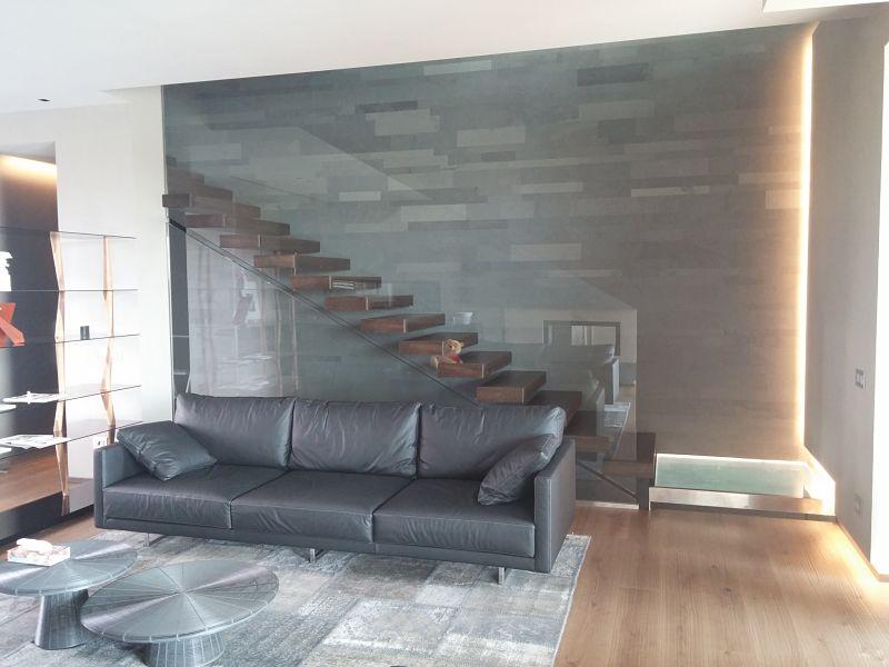 Scale per interni realizzazioni alfa scale modena - Scale rivestite in legno per interni ...